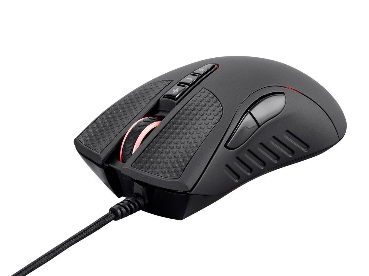 Blackbird Gaming by Monoprice MP90 Laser Gaming Mouse - 12,000DPI-Large-Image-1
