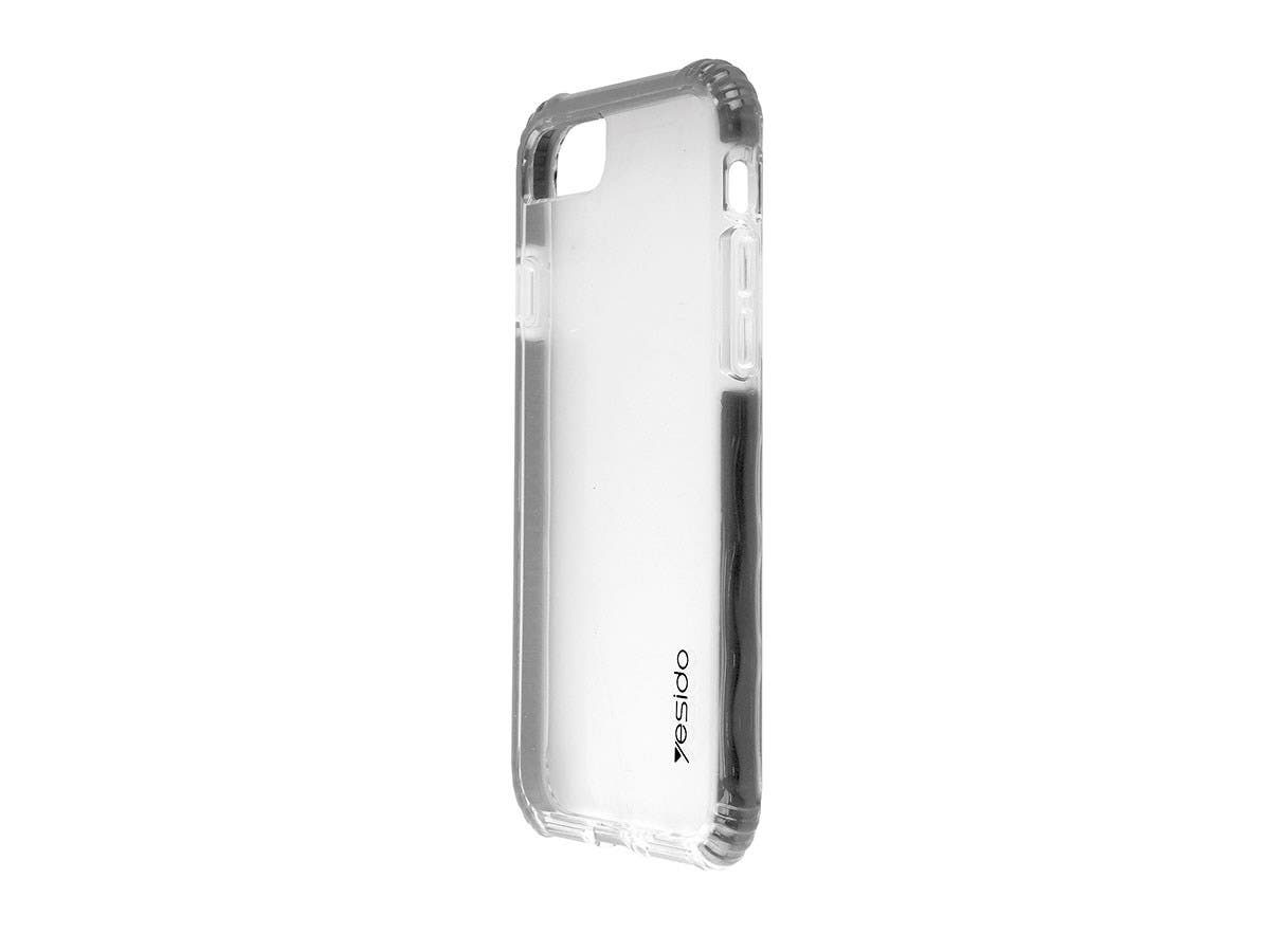TPU+TPE Black and Clear Color Smartphone case for Apple Iphone 7-Large-Image-1