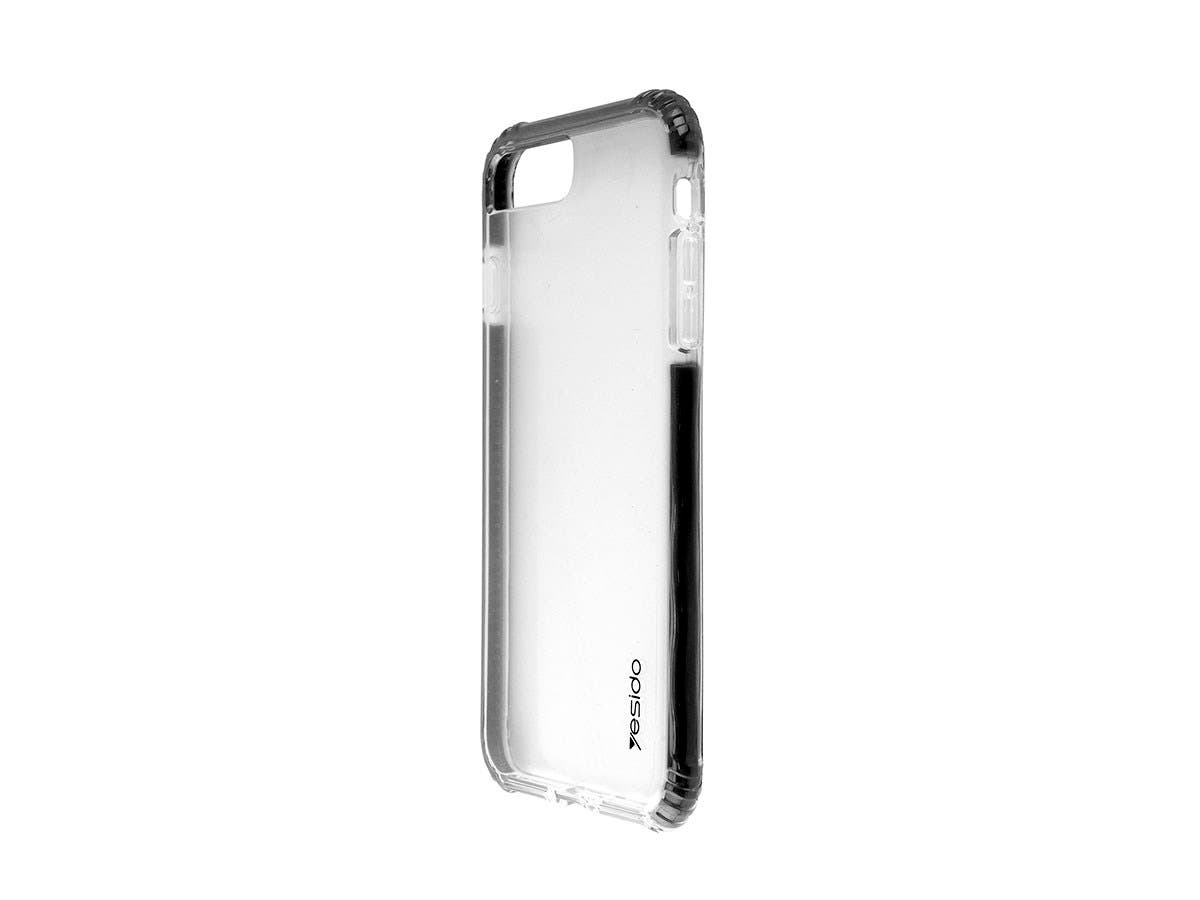 TPU+TPE Black and Clear Color Smartphone case for Apple Iphone 7 PLUS-Large-Image-1