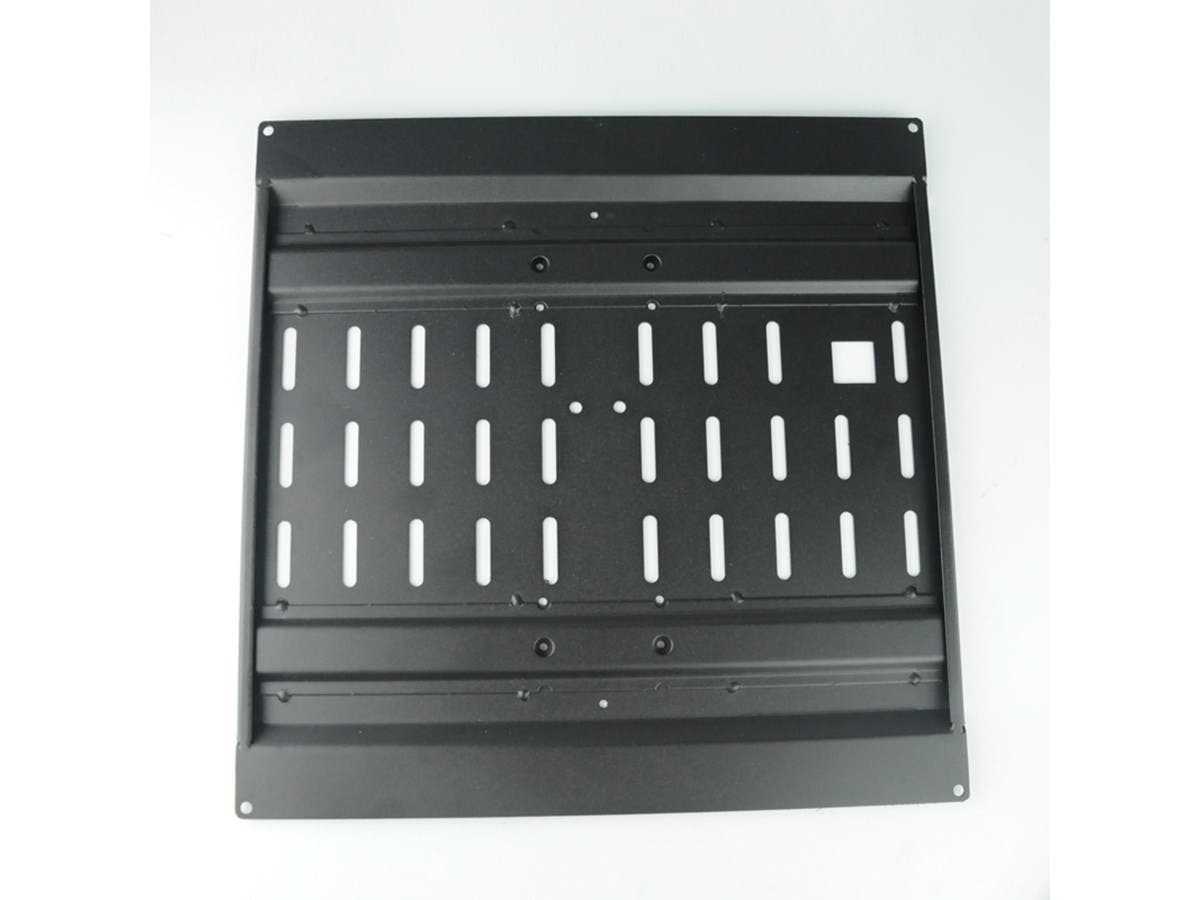 Monoprice MP Maker Pro Mk.1 Lower Bed Assembly-Large-Image-1