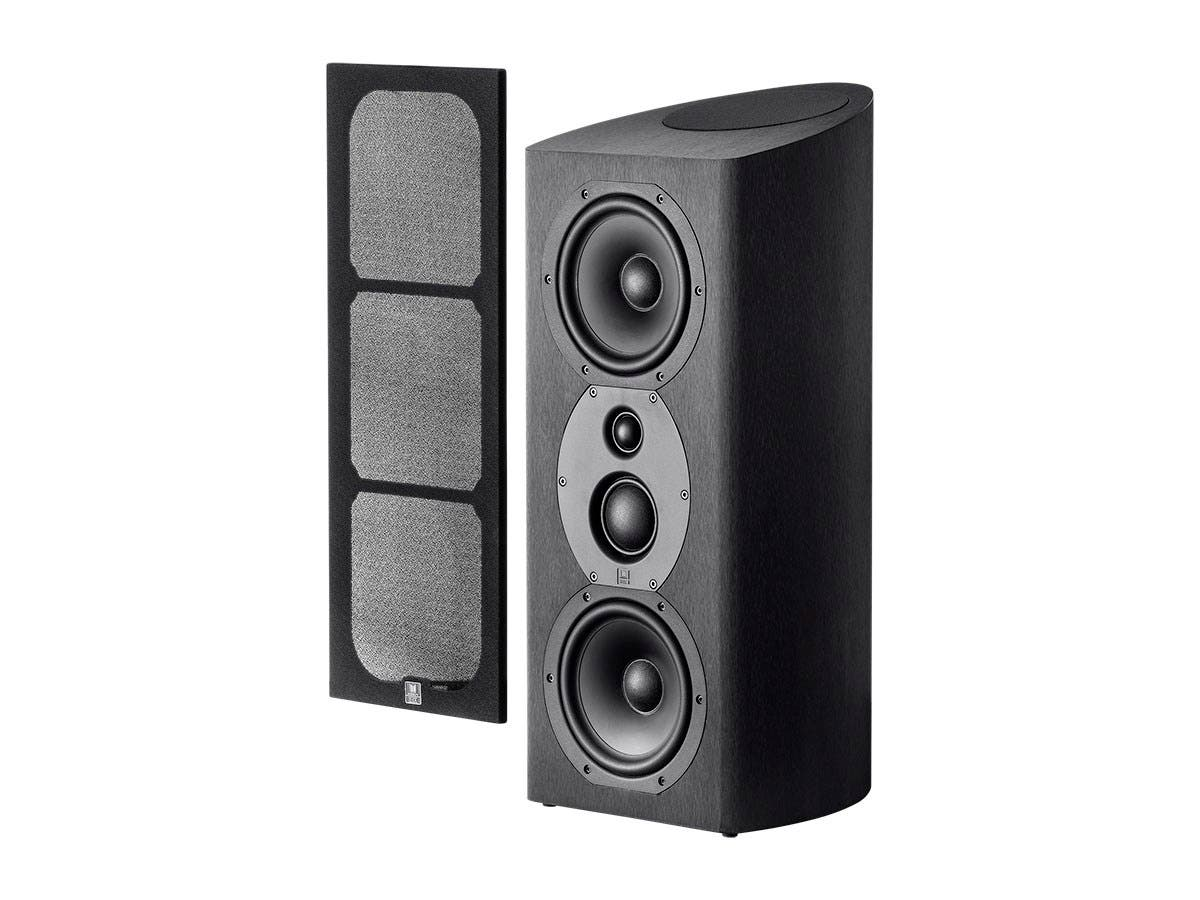 Monolith By Monoprice Thx 365t Thx Certified Ultra Dolby Atmos Enabled Mini Tower Speaker Each Monoprice Com
