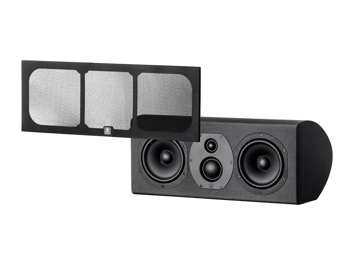 Monolith by Monoprice THX-365C THX Certified Ultra Center Channel Speaker (Each)-Large-Image-1