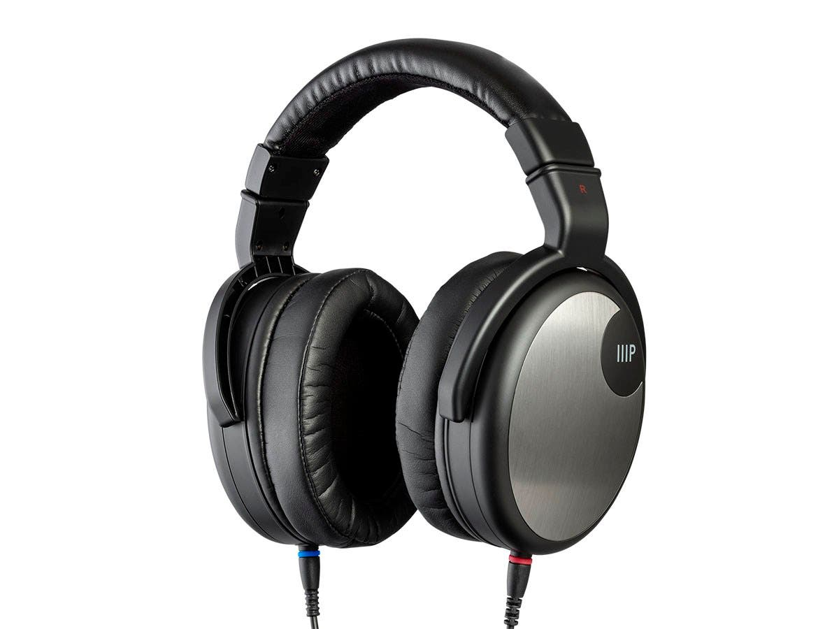 Monoprice HR-5C High Resolution Closed Back Wired Headphones-Large-Image-1