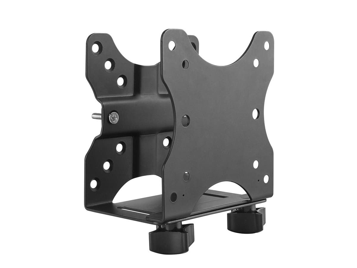 Workstream by Monoprice Computer Case CPU Holder, Thin Client Mini PC Multi-Mount-Large-Image-1