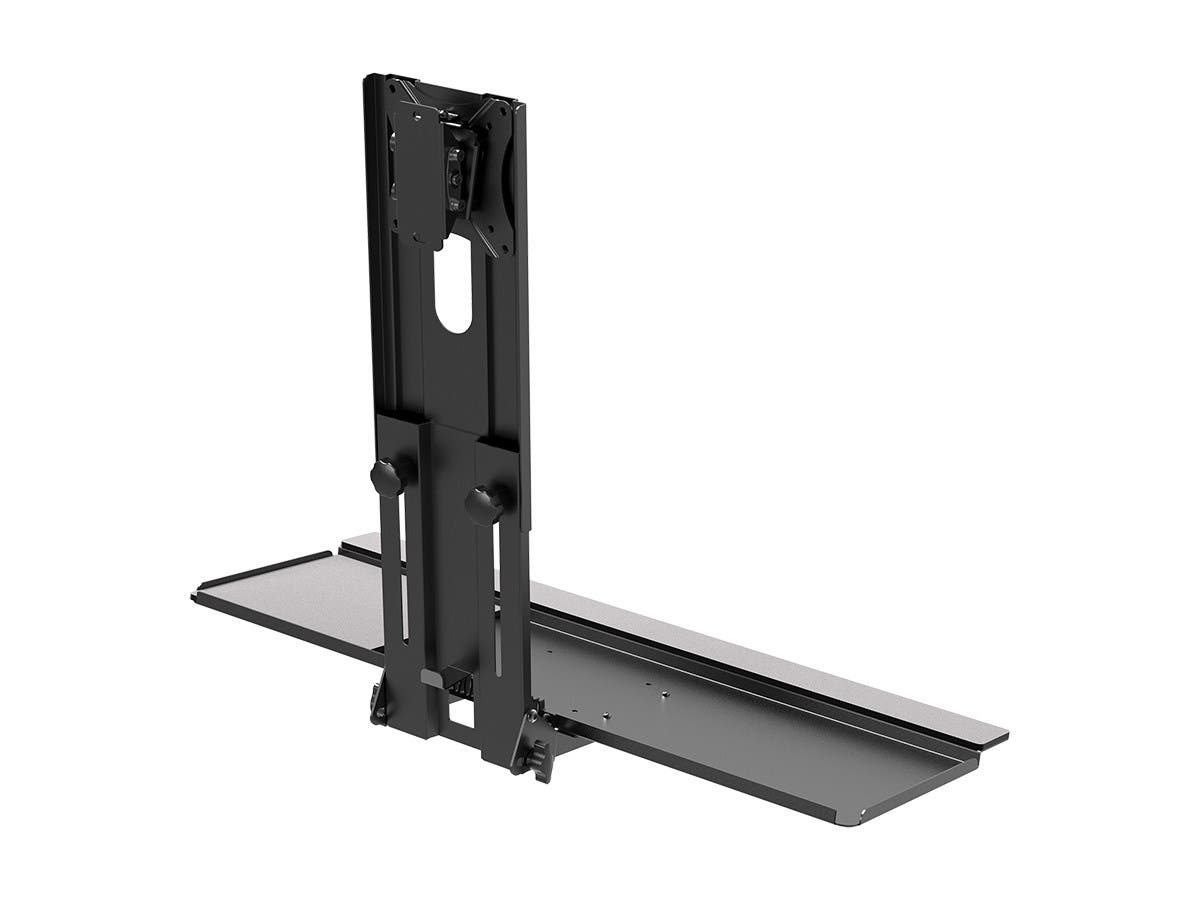 Workstream by Monoprice Workstation Wall Mount for Keyboard