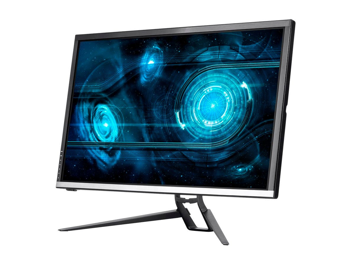 Monoprice MP 28in 4K UHD Monitor – HDR, FreeSync-Large-Image-1