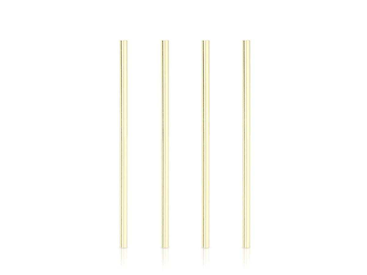Belmont Wide Gold Cocktail Straws -Large-Image-1
