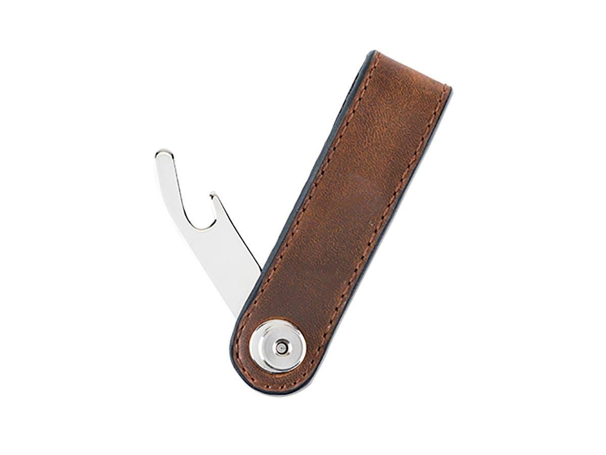 Leather Key Holder Bottle Opener-Large-Image-1