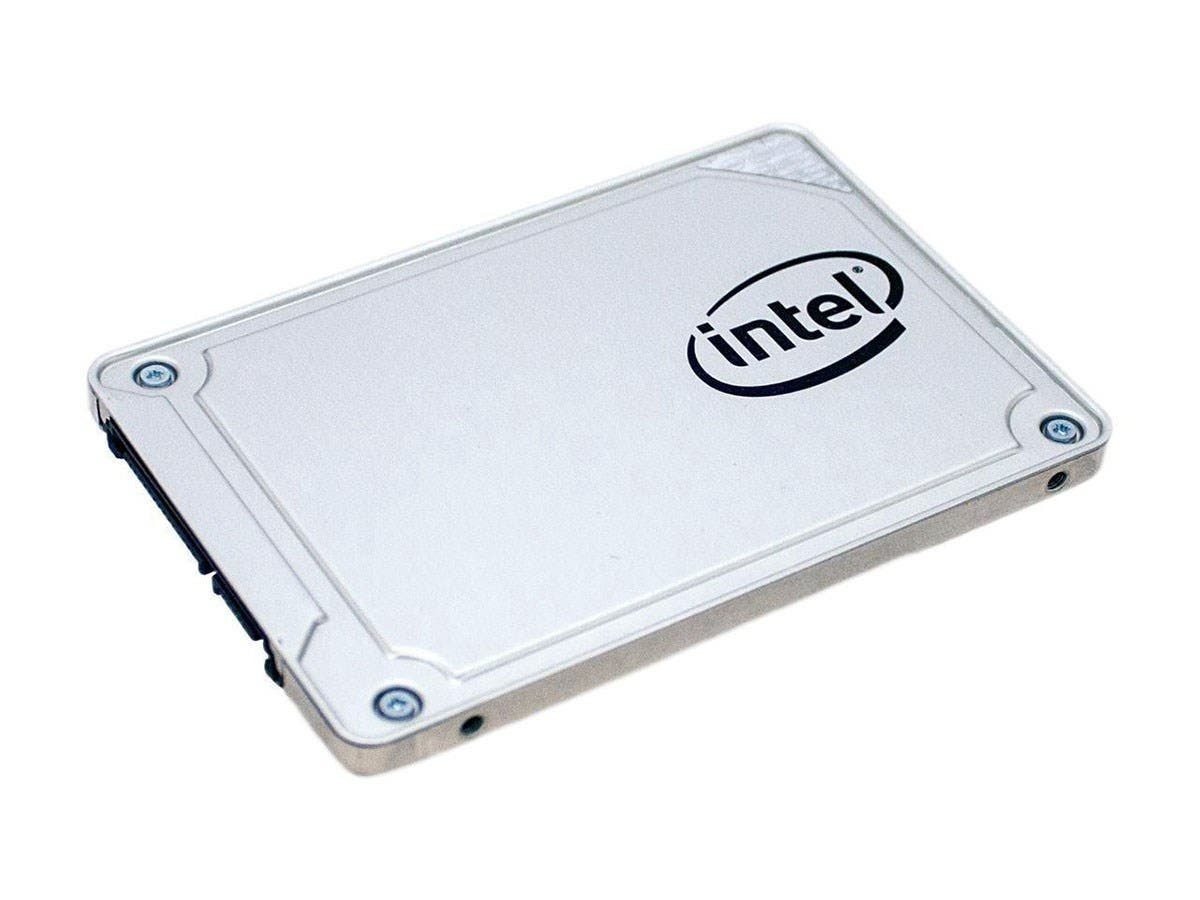 "Intel 545s 2.5"" 512GB SATA III 64-Layer 3D NAND TLC Internal Solid State Drive (SSD) -Large-Image-1"