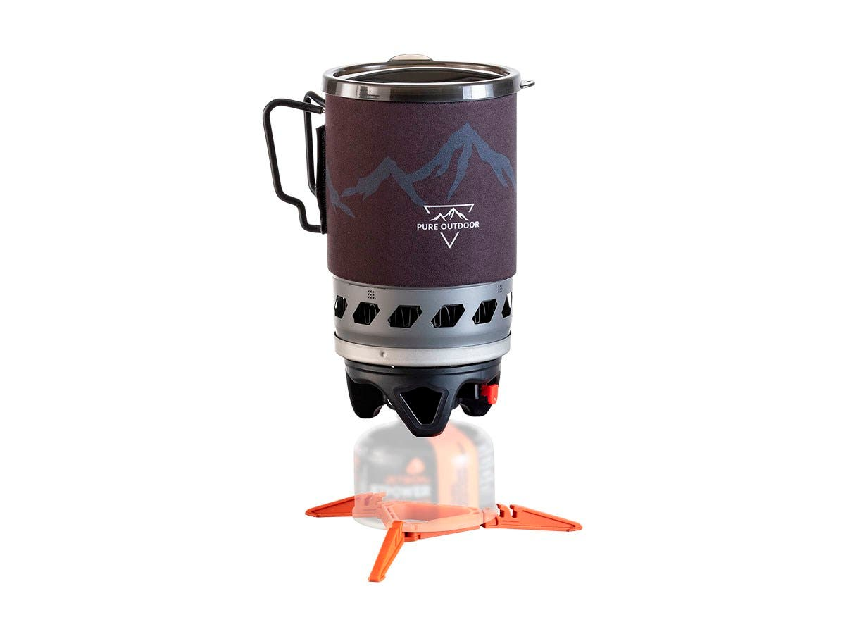Pure Outdoor by Monoprice 1.0-liter Cooking System - main image