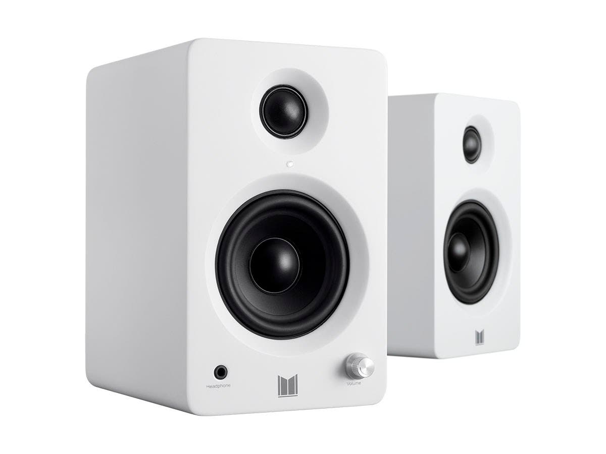 monolith by monoprice mm 3 powered multimedia speakers with Carburetor Wiring Harness