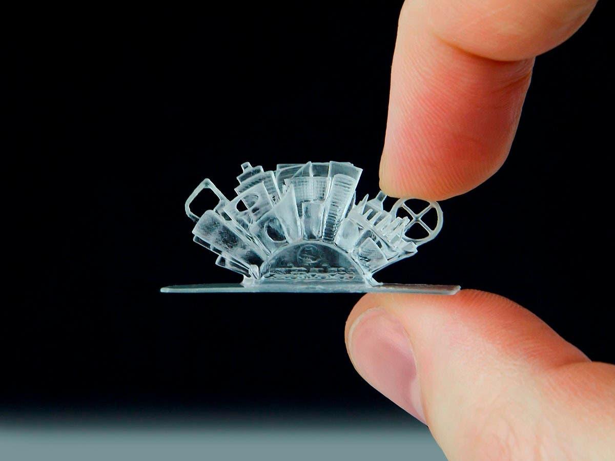 Monoprice MP Mini SLA LCD High Resolution Resin 3D Printer