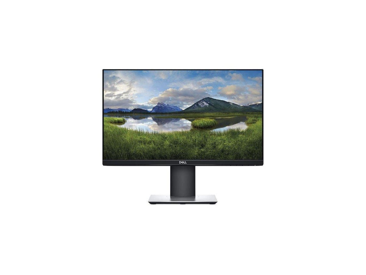 "Dell P2219H 22"" FHD 1080p Monitor, HDMI, Displayport, VGA, USB, Tilt, pivot, swivel VESA -Large-Image-1"