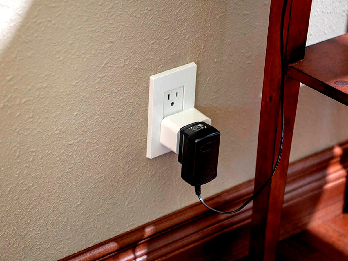 STITCH by Monoprice Wireless Smart Plug Mini with Energy