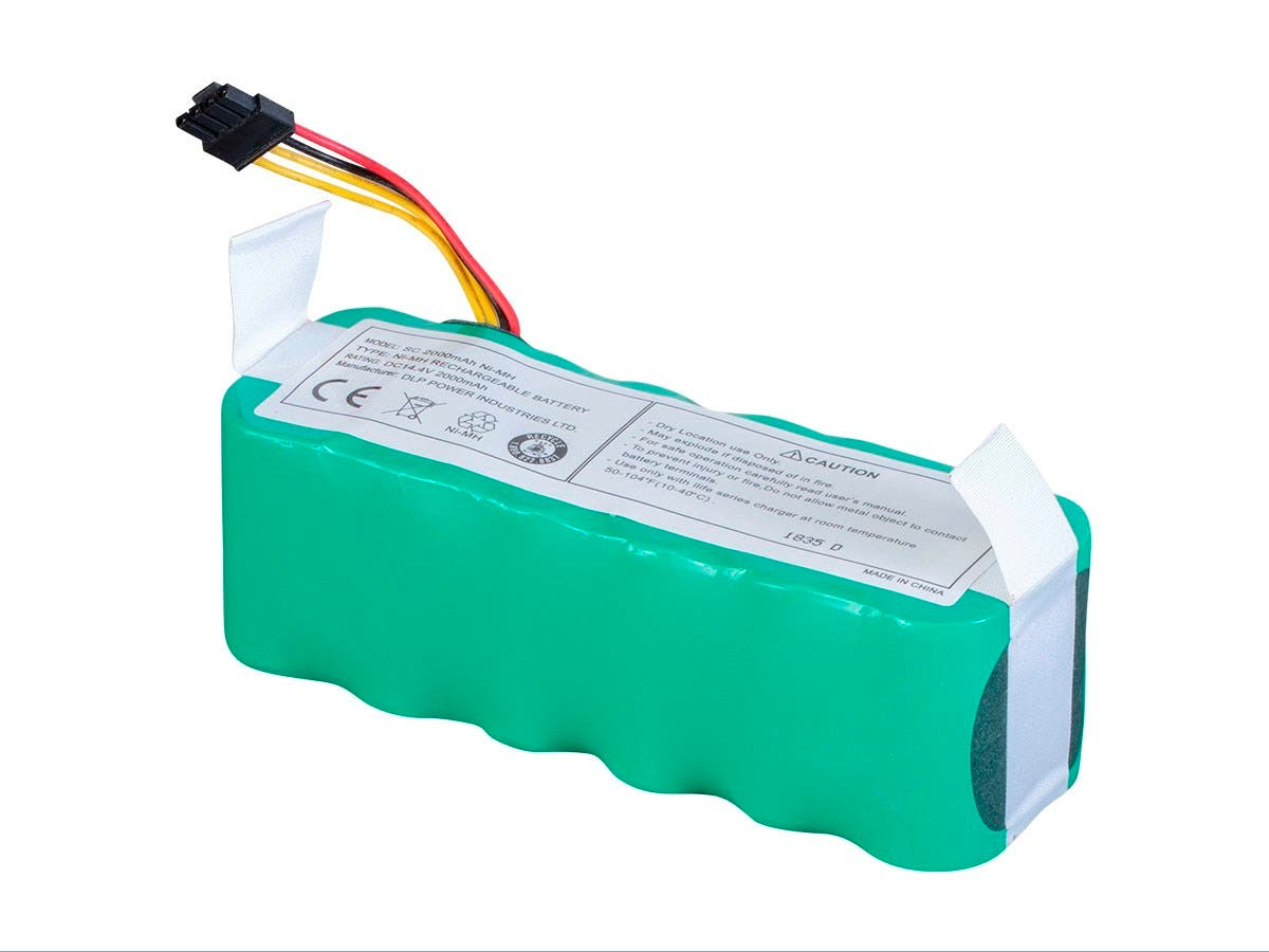 Robotic Vacuum Replacement Battery for 16385-Large-Image-1