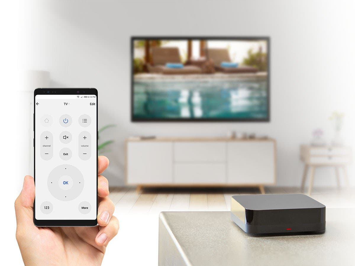 STITCH by Monoprice Wireless Smart Universal IR Controller