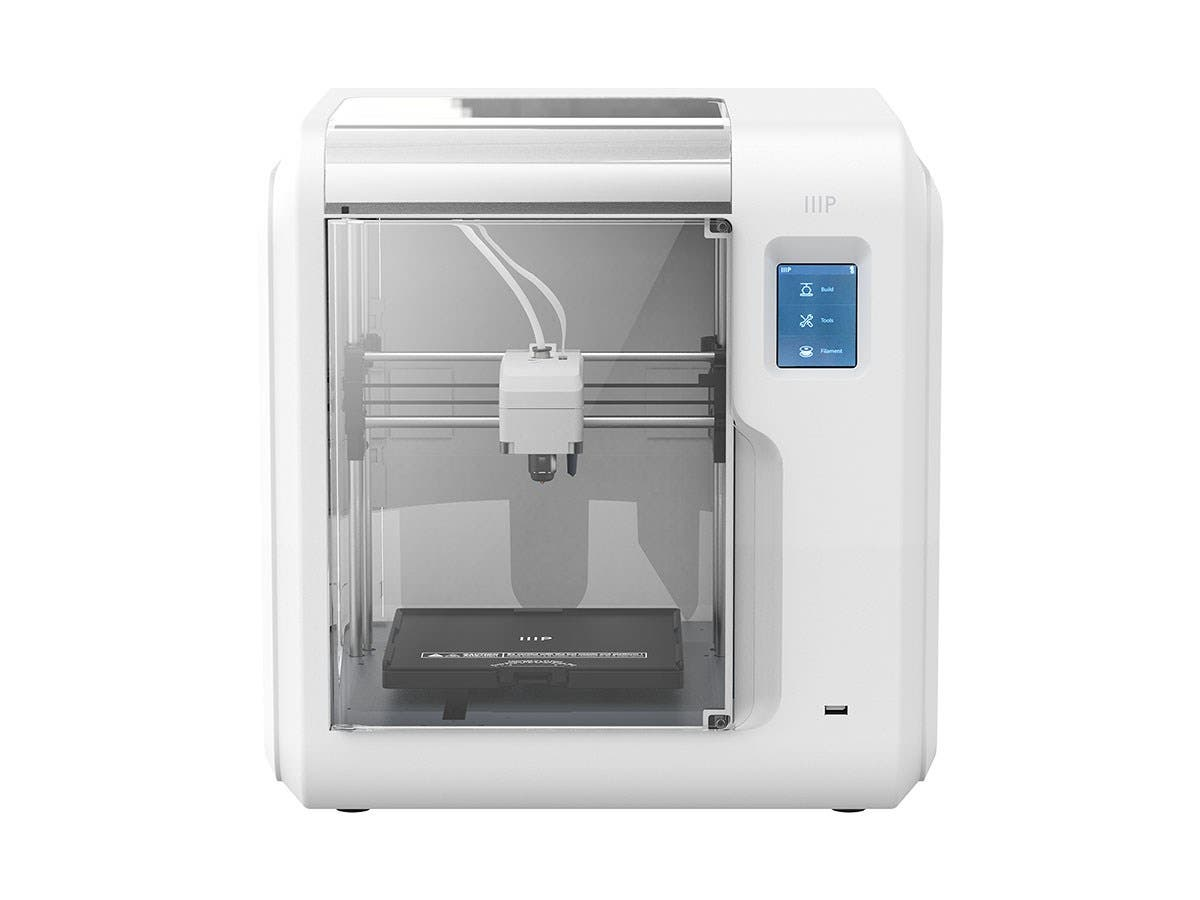 Monoprice MP Voxel 3D Printer, Fully Enclosed, Assisted