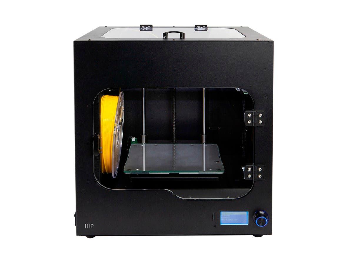 Monoprice Maker Ultimate 2 3D Printer-Large-Image-1