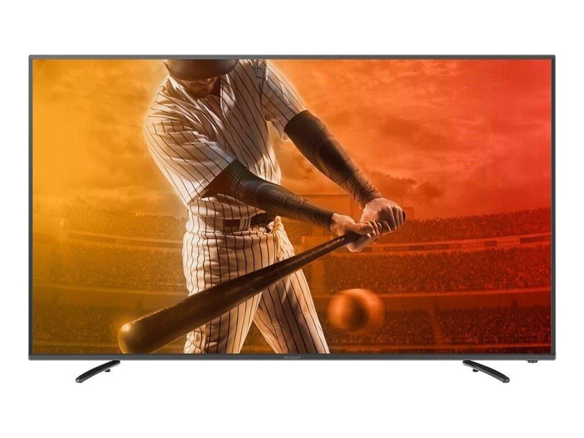 Sharp LC-60N5100U 60-Inch 1080p Smart LED TV (open box)-Large-Image-1