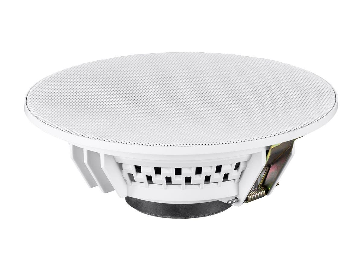 Monoprice Commercial Audio Metro 6.5in Ceiling Paging Speaker 70/100V (single)-Large-Image-1