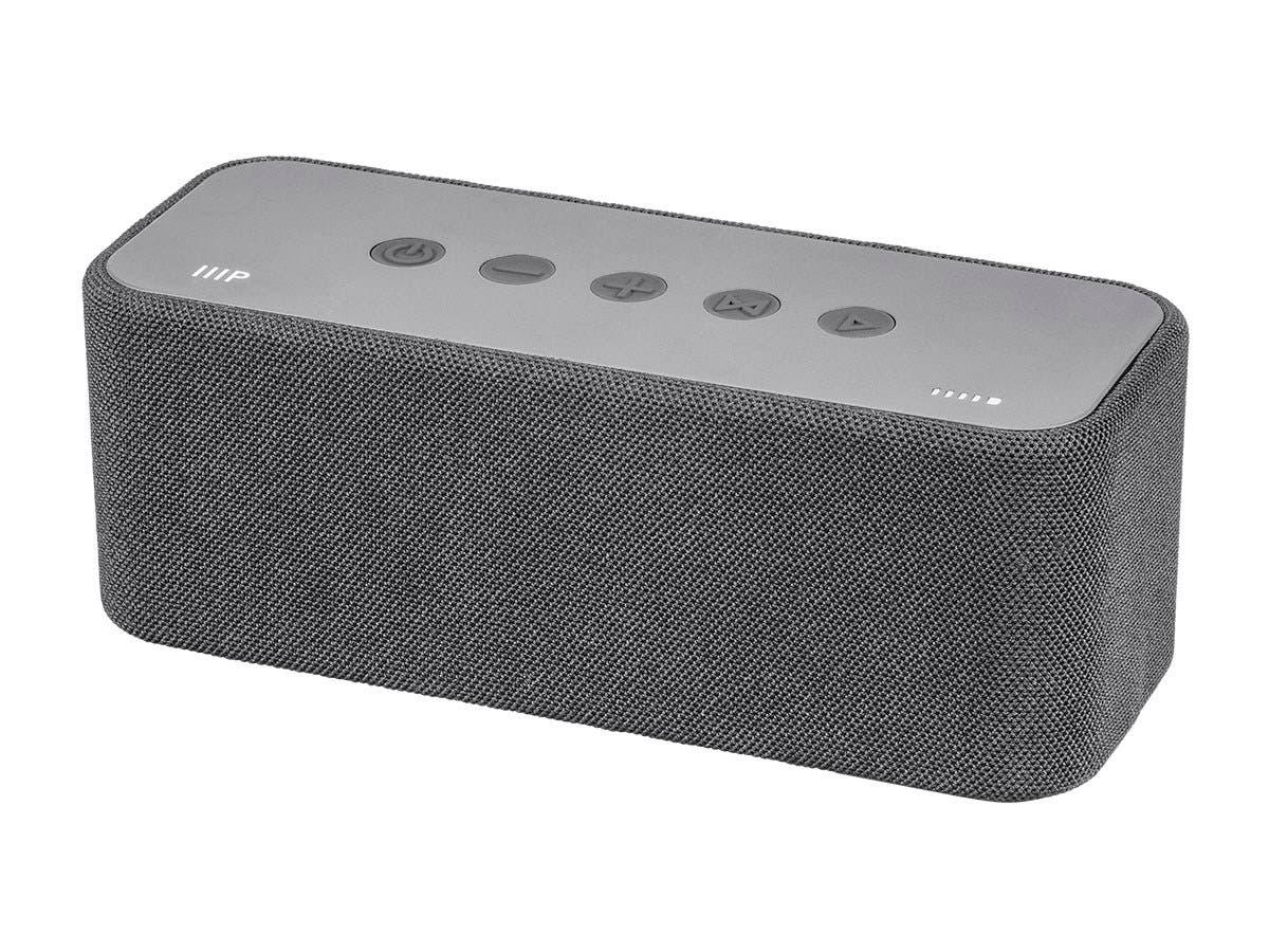 Monoprice Harmony XL 30 Watt True Wireless Stereo (TWS) Built-in Powerbank Portable Bluetooth Wireless Speaker (Open Box)-Large-Image-1