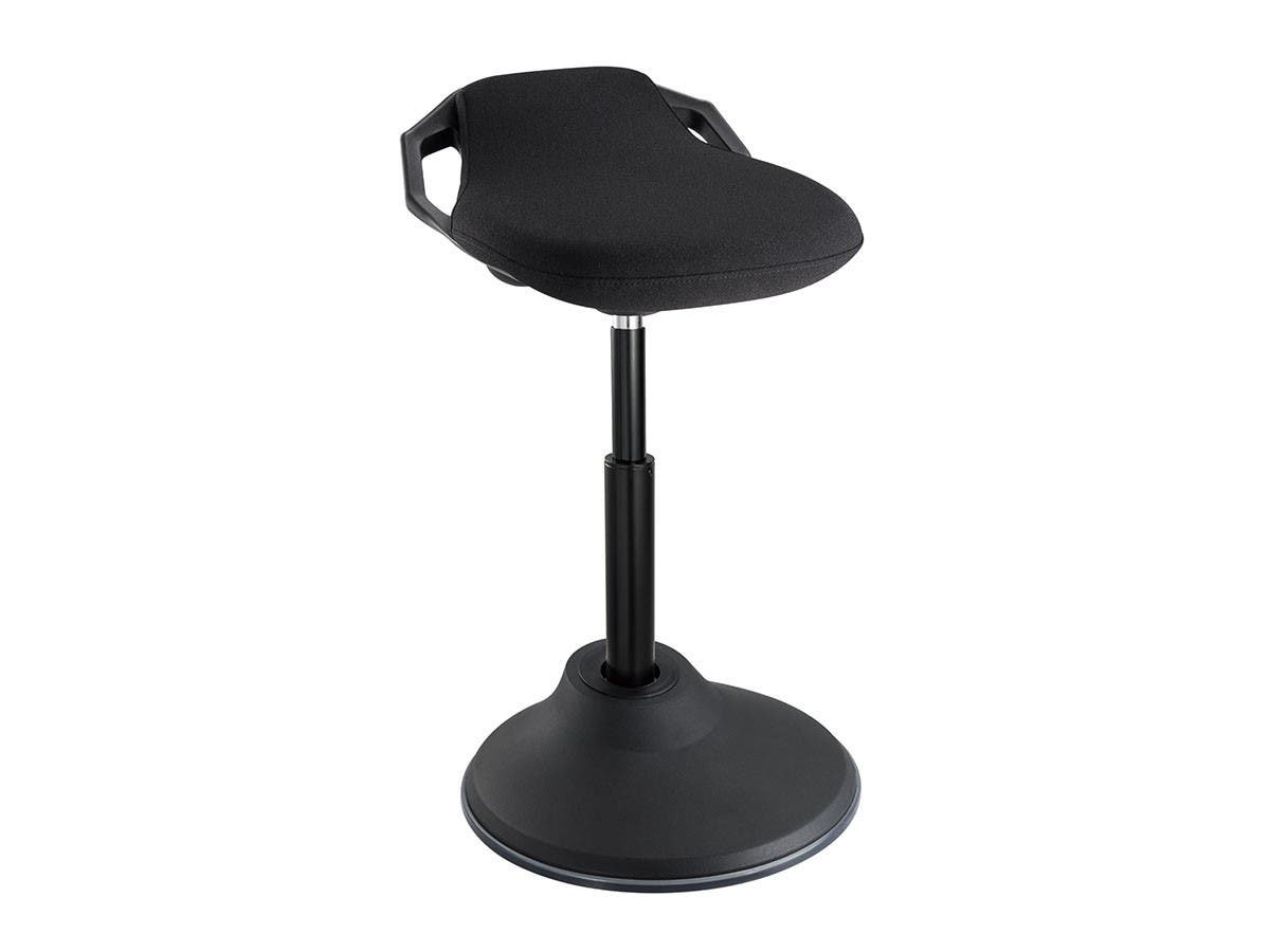 Workstream by Monoprice Sit-Stand Dynamic Stool Seat - main image