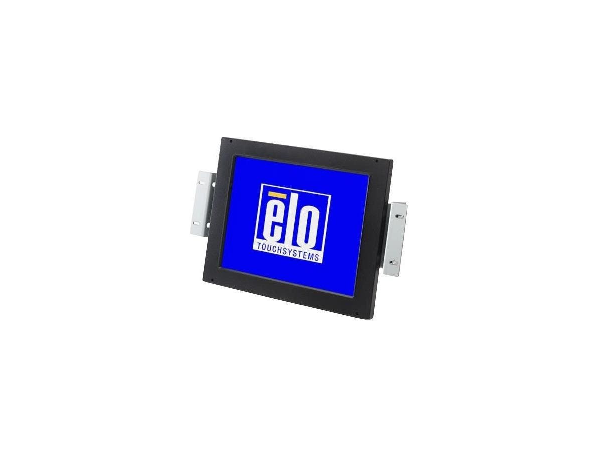 "Elo 3000 Series 1247L Touch Screen Monitor - 12"" - Surface Acoustic Wave - 800 x 600 - 4:3 - Black-Large-Image-1"