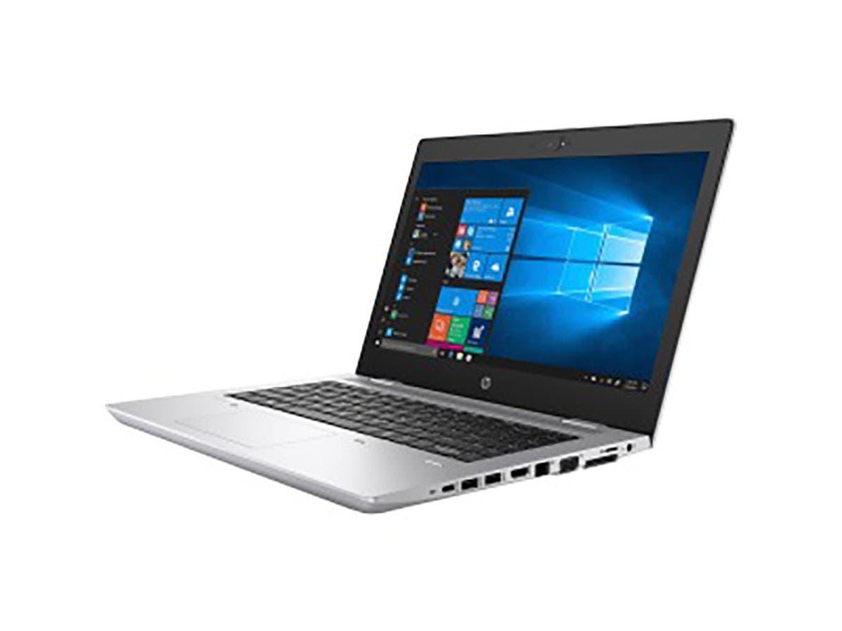 "HP ProBook 640 G4 14"" LCD Notebook - Intel Core i5 (8th Gen) i5-8250U Quad-core (4 Core) 1.60 GHz - 8 GB DDR4 SDRAM - 256 GB SSD - Windows 10 Pro - 3XJ59UT#ABA -Large-Image-1"