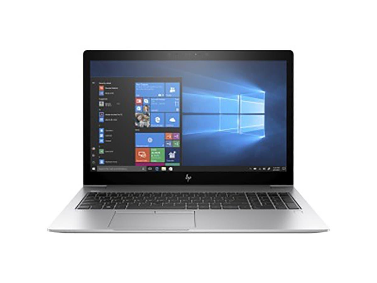"HP EliteBook 850 G5 15.6"" Touchscreen LCD Notebook - Intel Core i5 (8th Gen) i5-8250U Quad-core (4 Core) 1.60 GHz - 8 GB DDR4 SDRAM - 256 GB SSD - Windows 10 Pro - 3RS16UT#ABA-Large-Image-1"
