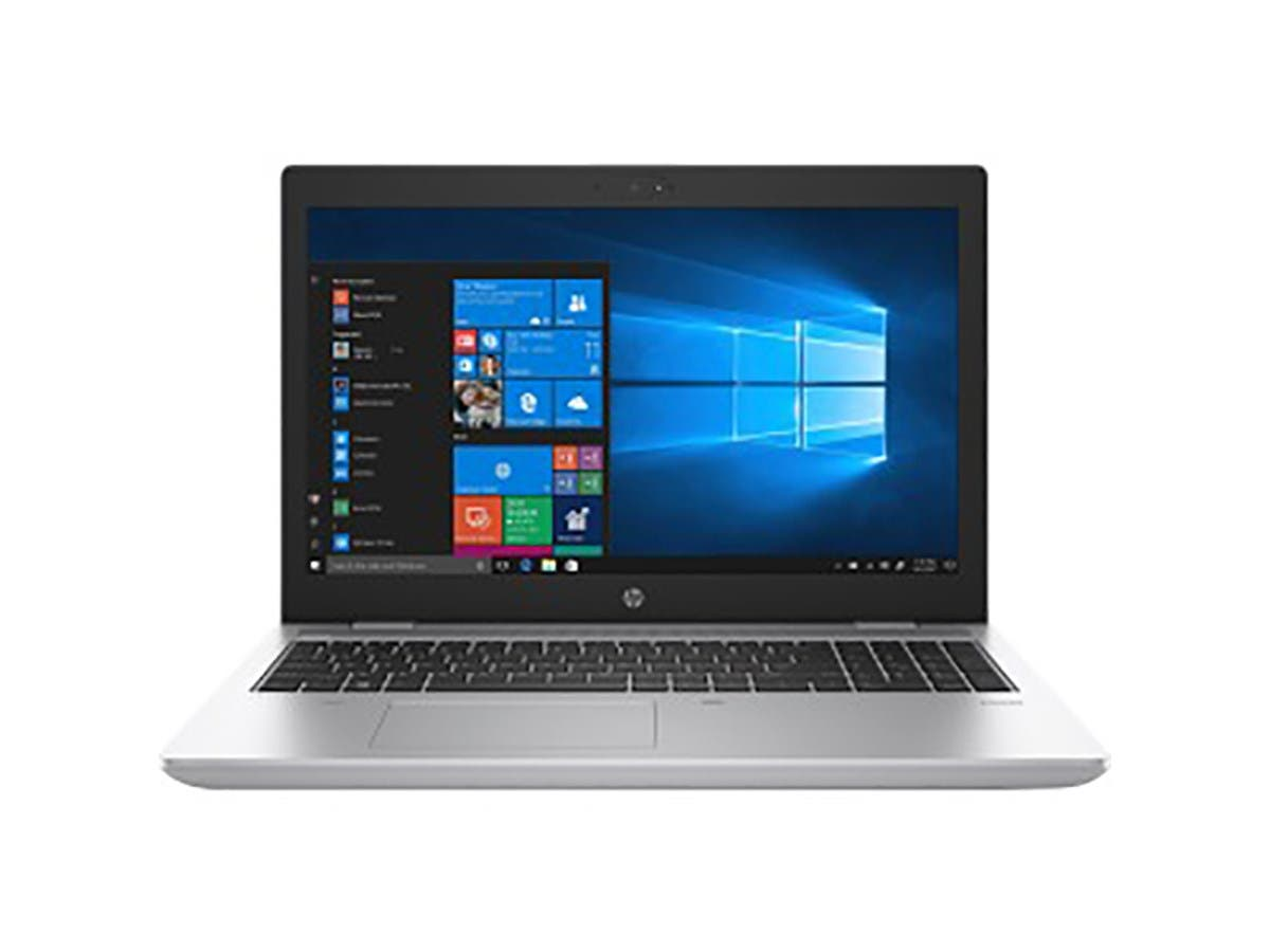 "HP ProBook 650 G4 15.6"" LCD Notebook - Intel Core i7 (8th Gen) i7-8650U Quad-core (4 Core) 1.90 GHz - 8 GB DDR4 SDRAM - 256 GB SSD - Windows 10 Pro-Large-Image-1"