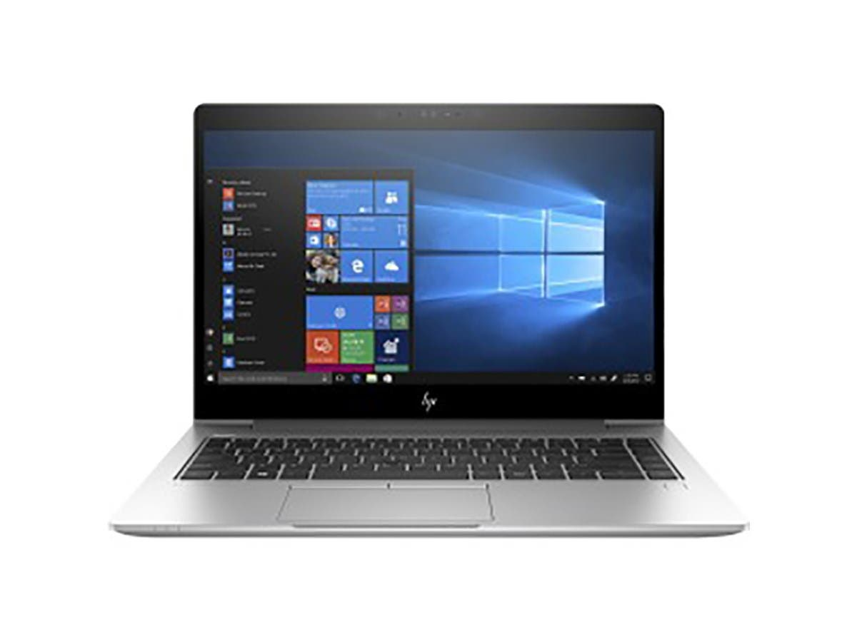 "HP EliteBook 840 G5 14"" LCD Notebook - Intel Core i7 (8th Gen) i7-8550U Quad-core (4 Core) 1.80 GHz - 16 GB DDR4 SDRAM - 512 GB SSD - Windows 10 Pro - 3RF15UT#ABA-Large-Image-1"