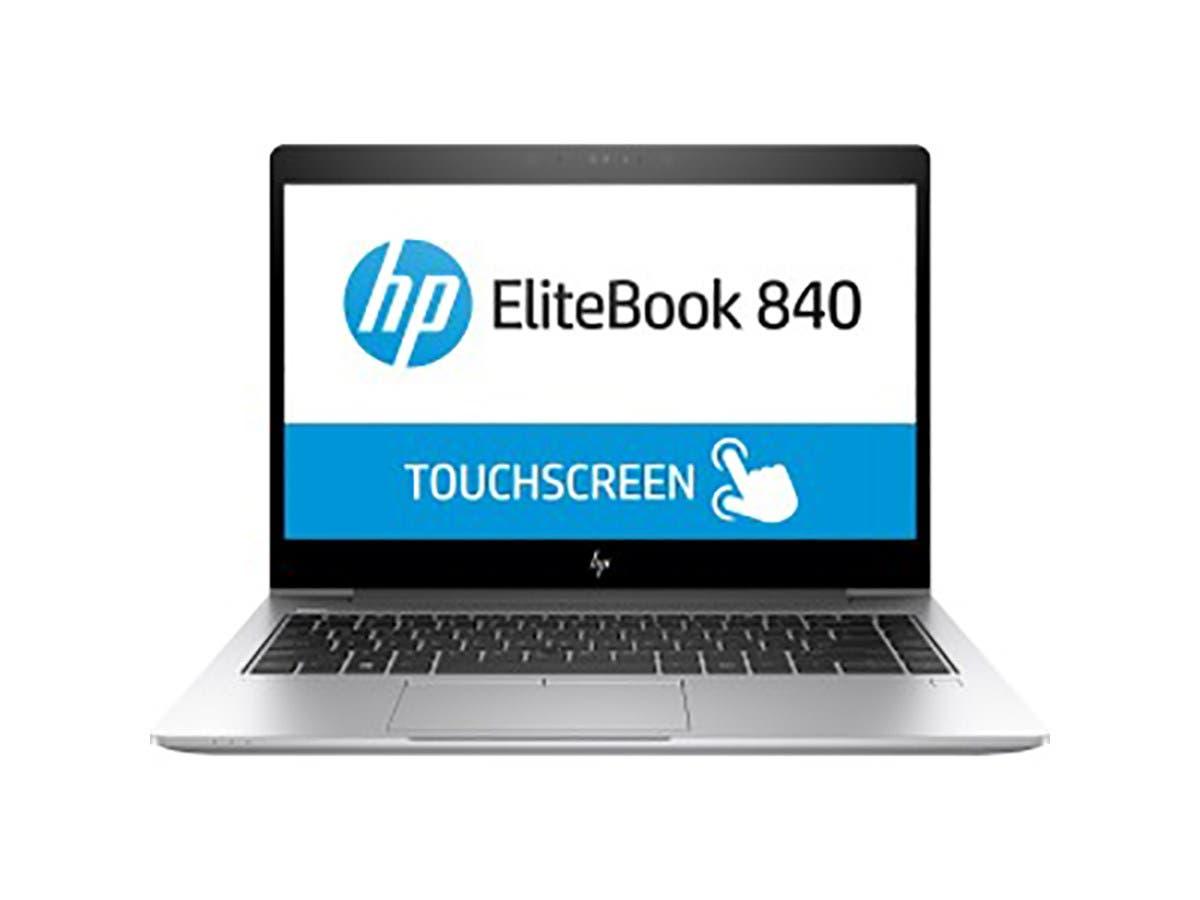 "HP EliteBook 840 G5 14"" LCD Notebook - Intel Core i5 (8th Gen) i5-8250U Quad-core (4 Core) 1.60 GHz - 8 GB DDR4 SDRAM - 256 GB SSD - Windows 10 Pro - 3WD98UT#ABA -Large-Image-1"