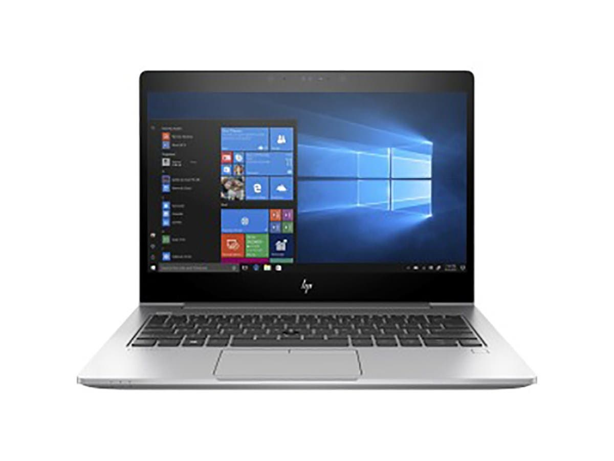 "HP EliteBook 830 G5 13.3"" LCD Notebook - Intel Core i5 (8th Gen) i5-8250U Quad-core (4 Core) 1.60 GHz - 8 GB DDR4 SDRAM - 256 GB SSD - Windows 10 Pro - 3RB98UT#ABA-Large-Image-1"