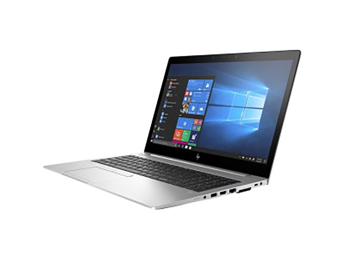 "HP EliteBook 850 G5 15.6"" Touchscreen LCD Notebook - Intel Core i7 (8th Gen) i7-8550U Quad-core (4 Core) 1.80 GHz - 8 GB DDR4 SDRAM - 256 GB SSD - Windows 10 - 3RS11UT#ABA -Large-Image-1"