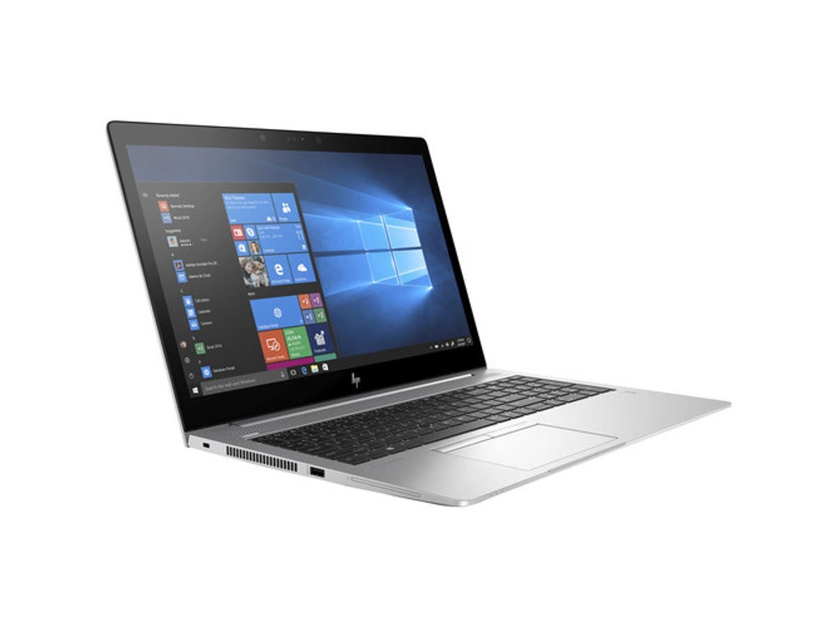 "HP EliteBook 850 G5 15.6"" Touchscreen LCD Notebook - Intel Core i7 (8th Gen) i7-8650U Quad-core (4 Core) 1.90 GHz - 8 GB DDR4 SDRAM - 256 GB SSD - Windows 10 Pro-Large-Image-1"