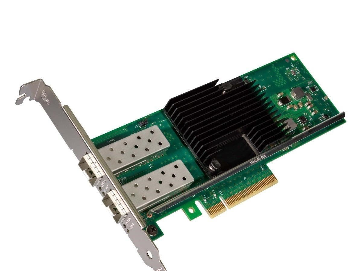 New Driver: Intel Converged Network Adapter X710 Ethernet