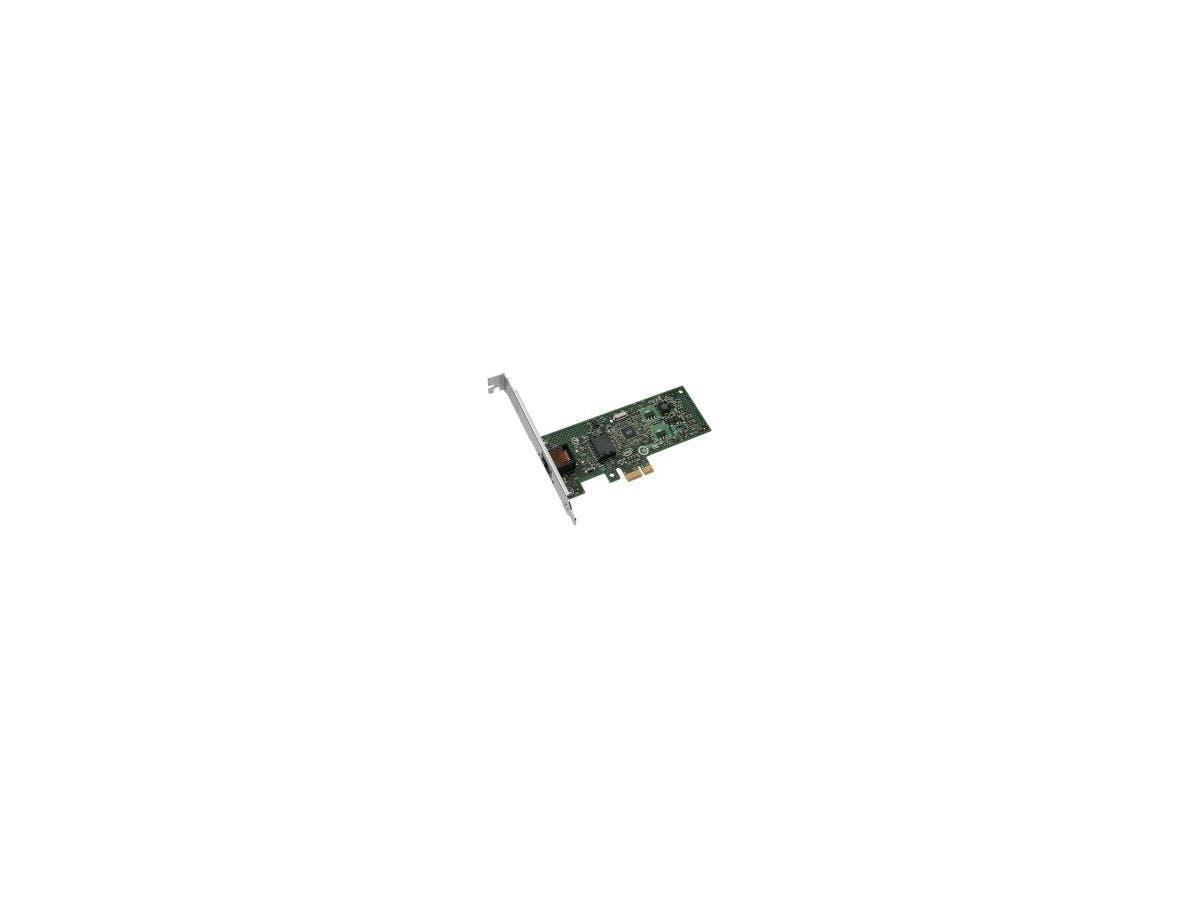 Intel Gigabit CT Desktop Adapter - PCI Express - 1 x RJ-45 - 10/100/1000Base-T - Internal - main image