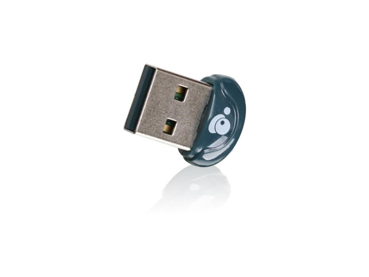 IOGEAR GBU521W6 Bluetooth 4.0 - Bluetooth Adapter for Desktop Computer/Notebook/Tablet/Smartphone - USB - 3 Mbit/s - 2.48 GHz ISM - 30 ft Indoor Range - External - main image