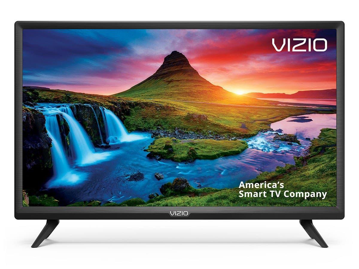 """VIZIO 24"""" Class HD 720P Smart LED TV - D24H-G9-Large-Image-1"""