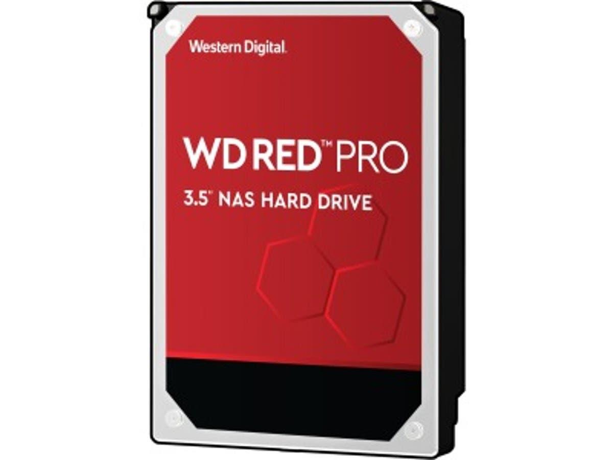 """HGST Red Pro WD4003FFBX 4 TB Hard Drive - SATA (SATA/600) - 3.5"""" Drive - Internal - 7200rpm - 256 MB Buffer 3.5IN - WD4003FFBX-Large-Image-1"""
