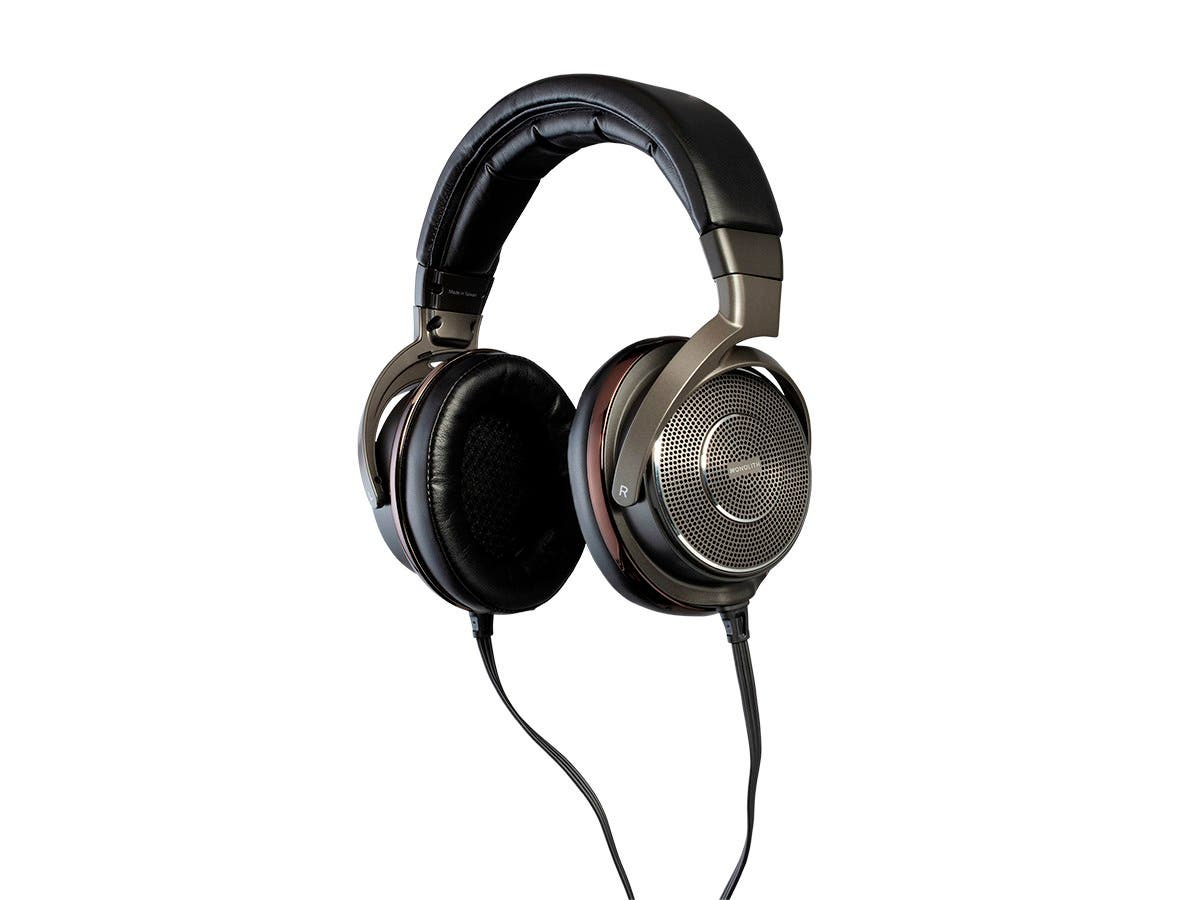 Monolith by Monoprice Electrostatic Headphone with Amplifier (Open Box)-Large-Image-1