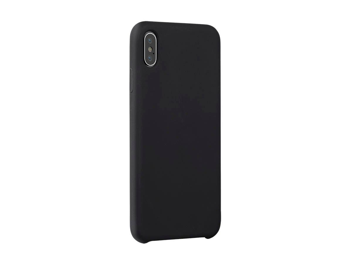 FORM by Monoprice iPhone XS Max Soft Touch Case, Black-Large-Image-1