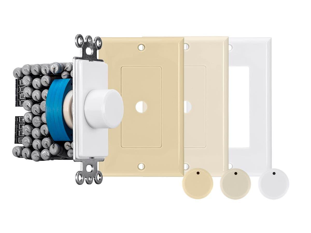 Monoprice 120-Watt Rotary Resistance Speaker Volume Control - main image