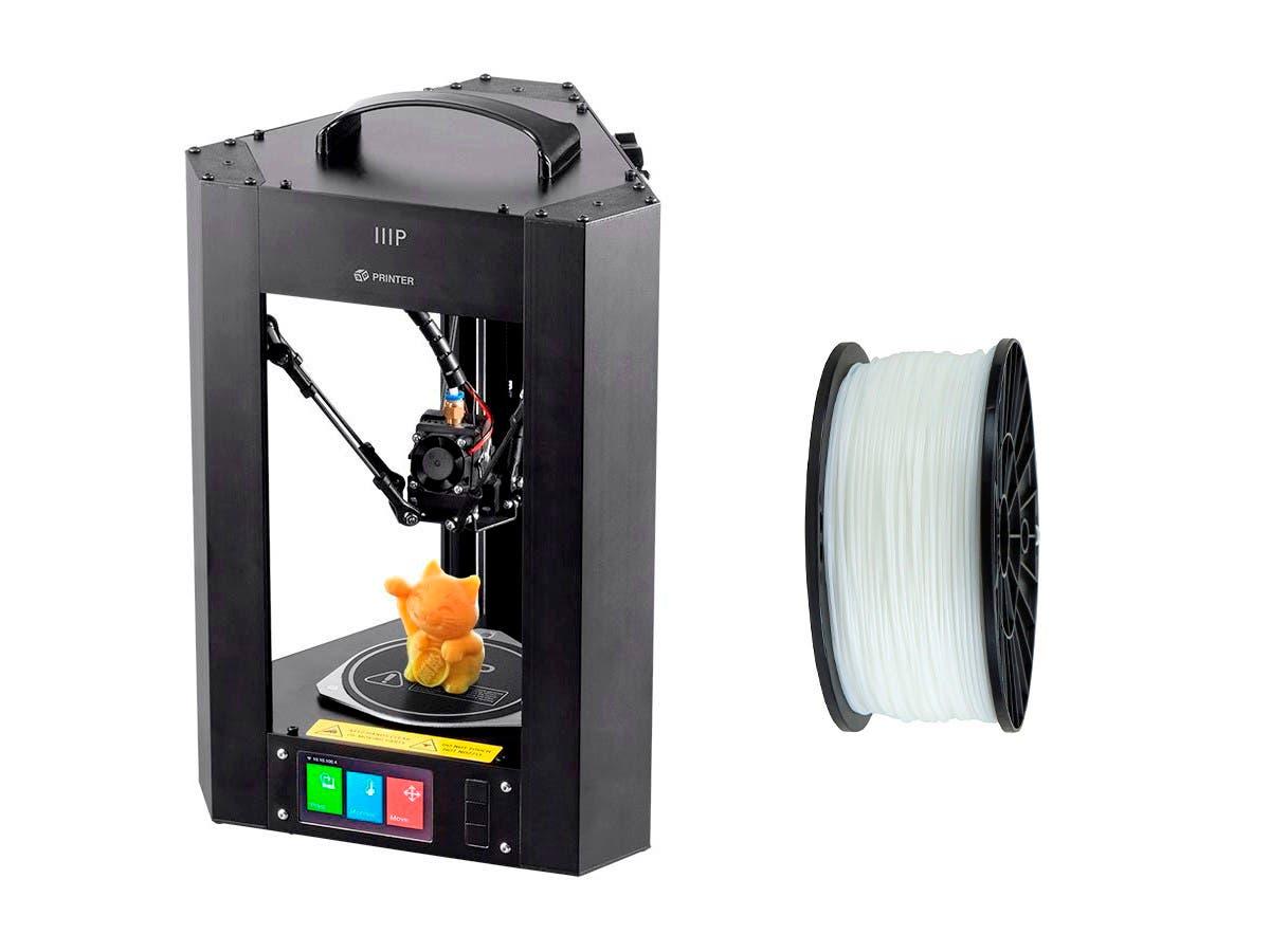 Monoprice MP Mini Delta 3D Printer *SPECIAL OFFER*-Large-Image-1