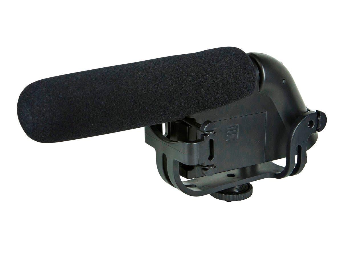 Monoprice Shotgun Microphone for DSLR & Video Camera (Open Box)-Large-Image-1