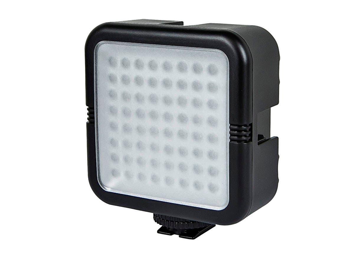 Monoprice 64 LED Photo / Video Light Panel - Black (Open Box)-Large-Image-1