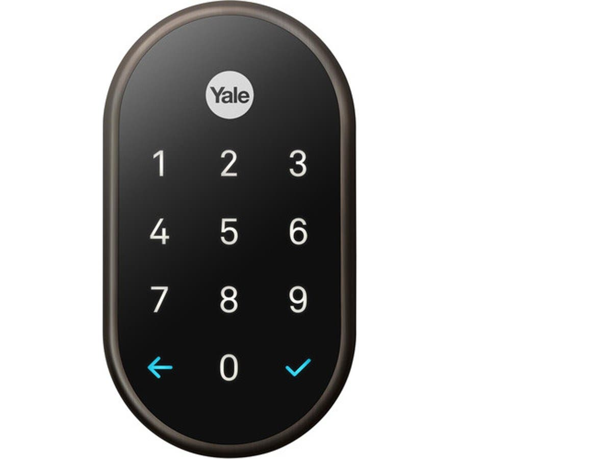 Nest x Yale Lock (Oil-Rubbed Bronze) with Nest Connect RB-YRD540-WV0BP-Large-Image-1