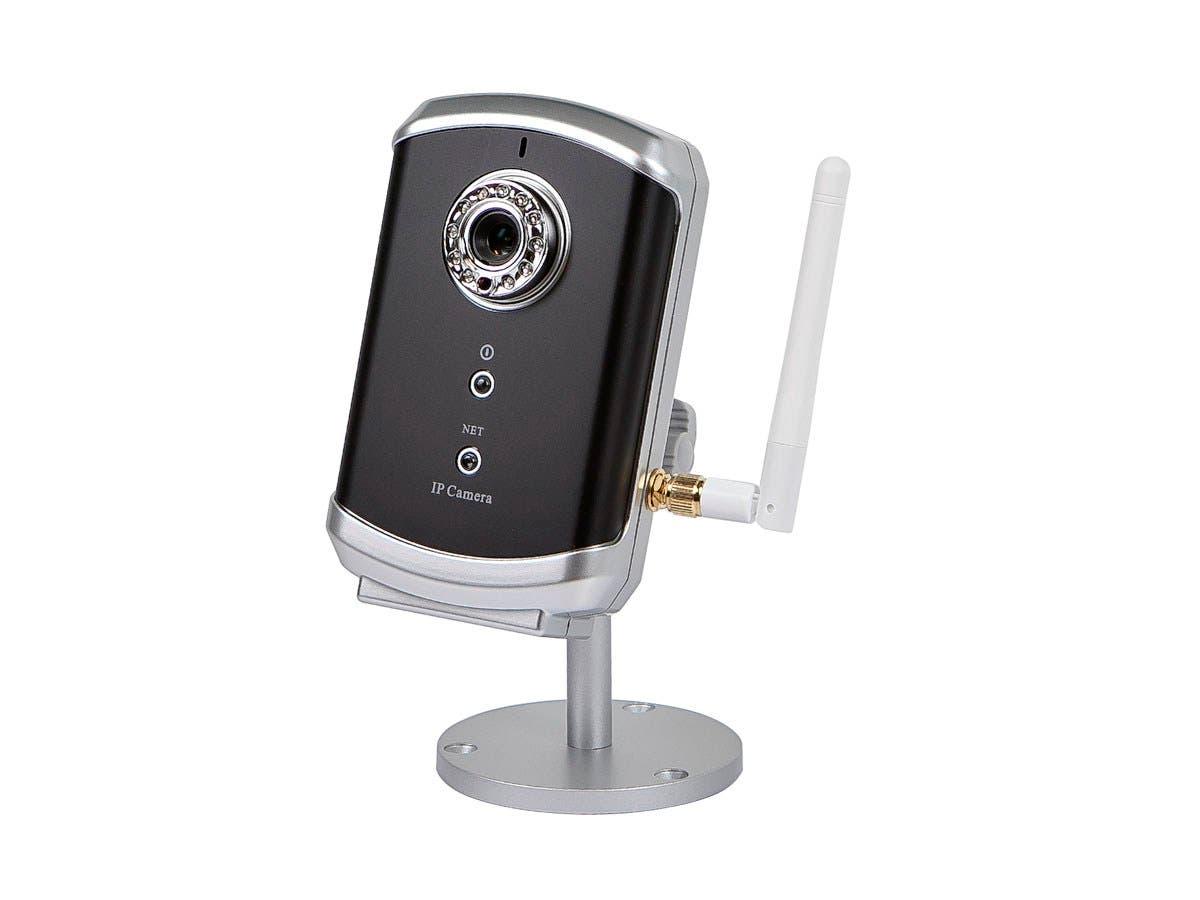 Monoprice Plug & Play Wireless Network IP Camera with Audio on sale