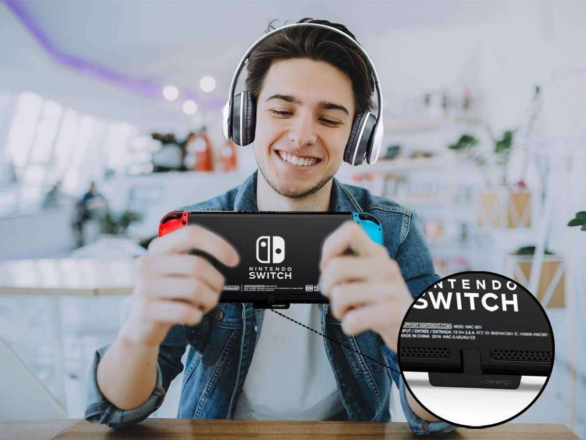 HomeSpot Bluetooth Audio Transmitter Adapter For Nintendo
