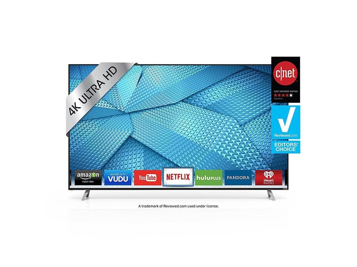 "Vizio M Series 60"" 4K 240Hz Ultra HD Smart LED HDTV W/ WIFI M60-C3 (open box)-Large-Image-1"
